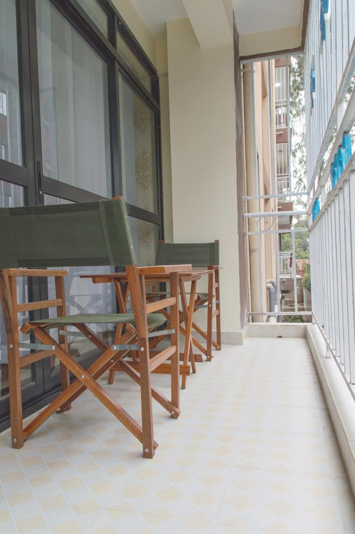 Modern New Fully Furnished Two Bedrooms Apartment