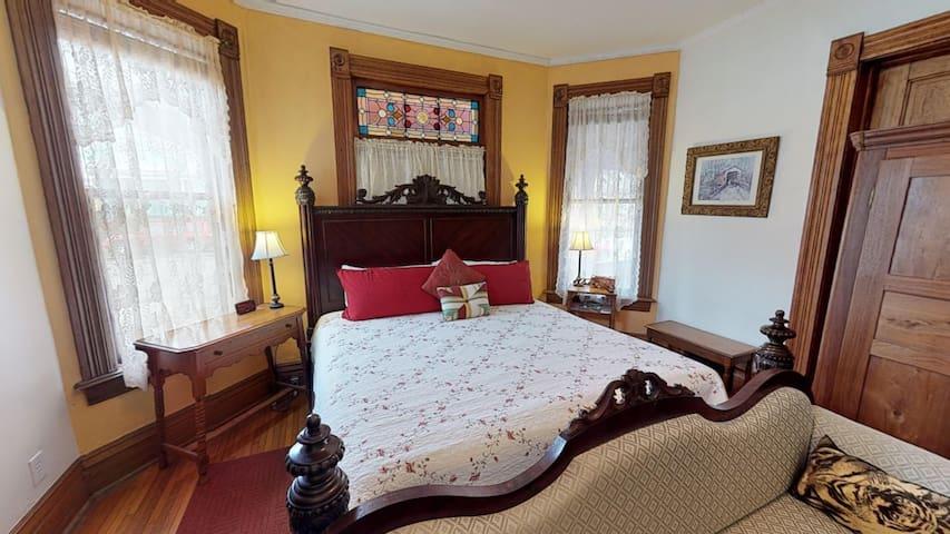 Primrose Garden Bed and Breakfast Hocking Hills