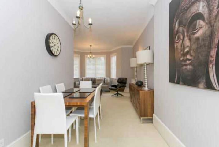Luxury Two Bedroom Apartment in Tunbridge Wells