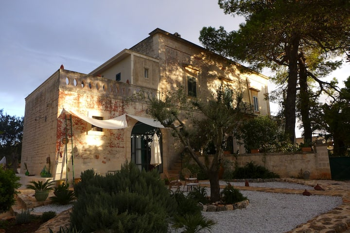 Masseria Serafino Ostuni Appartamento Merlino