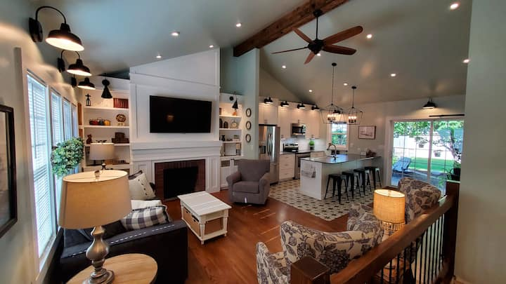 Lusso Cottage – Cozy and Comfortable