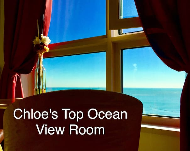 [Super Host]Top Ocean View Room