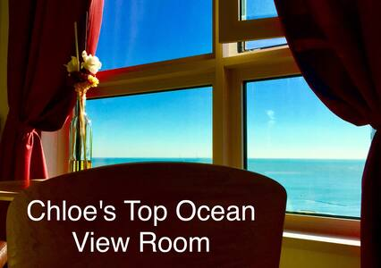 Chloe's Top Ocean View Room - Haeundae-gu