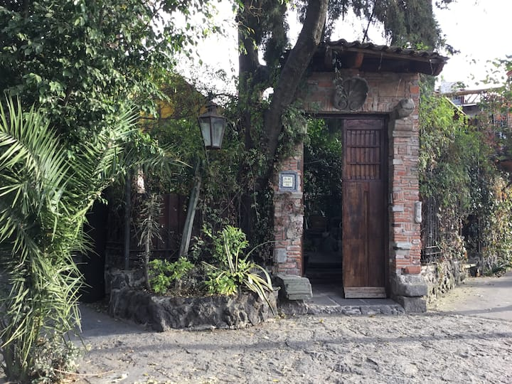 Casita en Coyoacán
