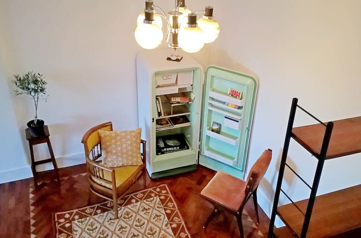 Character 10 mins from centre -- airport lift - Lisboa - Apartment