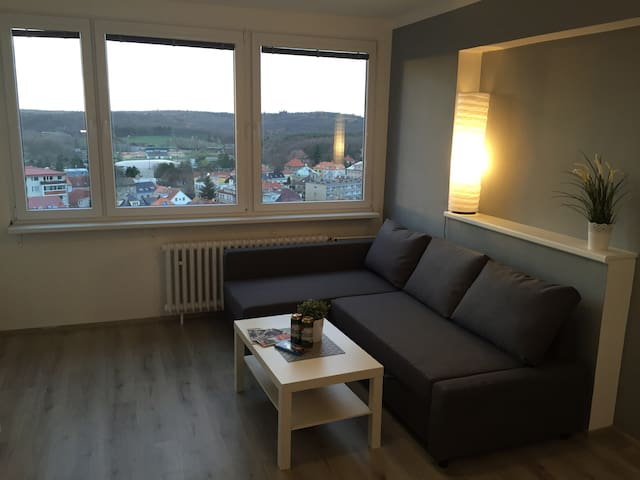 NEW studio! subway across street - Prague - Apartment