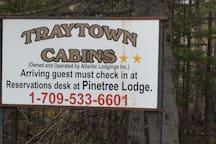 Traytown Cabins (3-Star Resort)