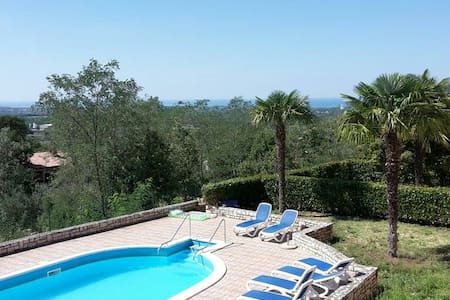 Istria Holiday Home-Villa Adriatic2 - Brnobići - Hus
