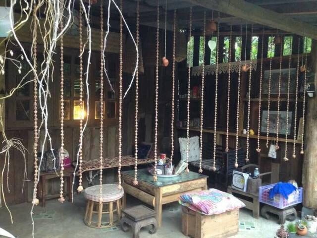 Prodpran Anantamanee Homestay Room 1 Chiangdao