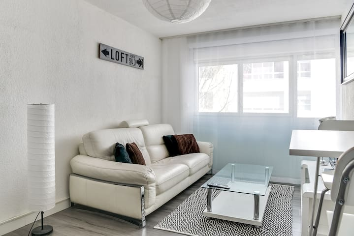 Nice 1 bedroom apartment near Geneva - Annemasse - Appartement