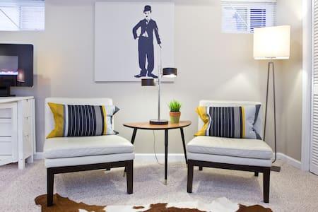 Clean, Convenient, Comfy DC Apt. - Washington - Leilighet