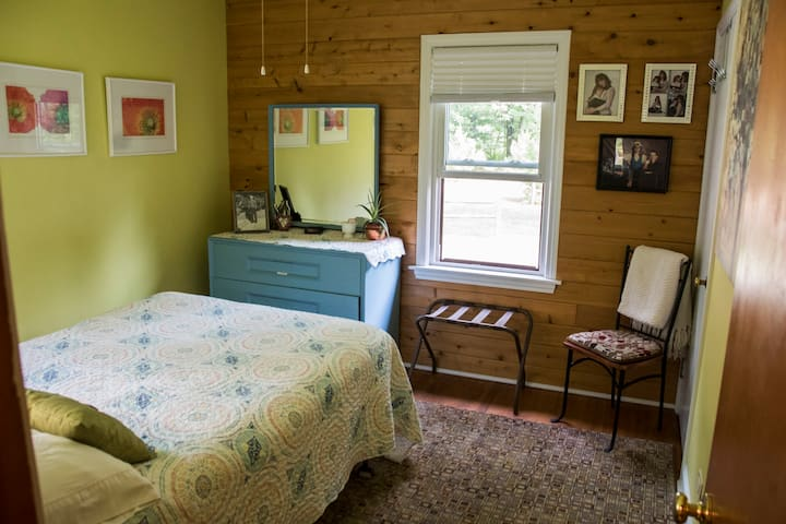 Adventure U.P - Guest bedroom