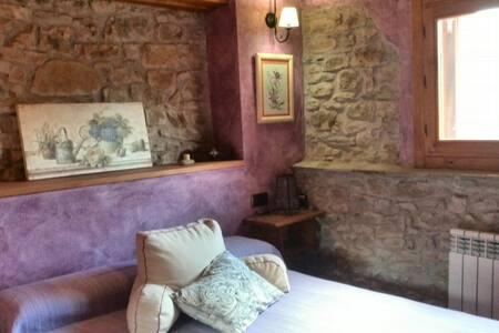 """Habitaciones Dobles en  """"Casalet de la Clua"""" - Sant Esteve de la Sarga - Villa"""