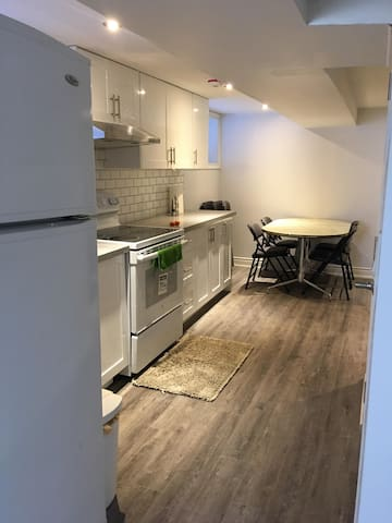 Toronto Getaway to Basement Gem