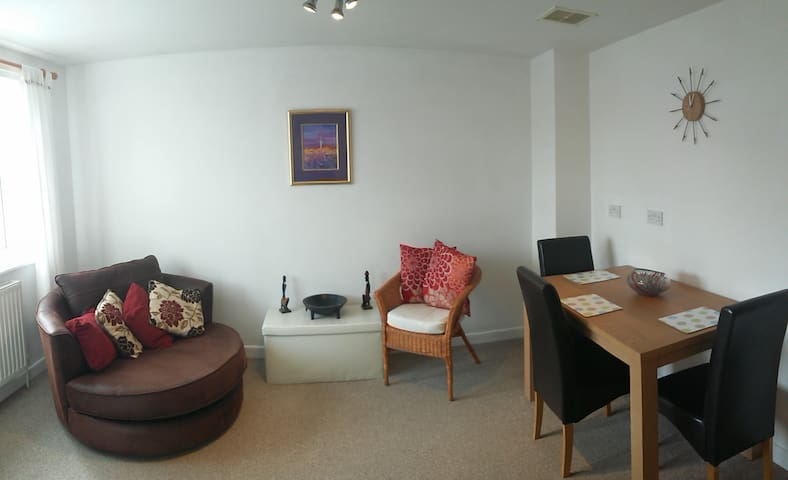 Cosy apartment centrally located in Cornwall - Falmouth - Apartamento