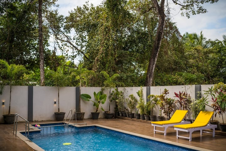 Villa Ananda Goa-A Luxurious 5BHK with 2 Pvt pools