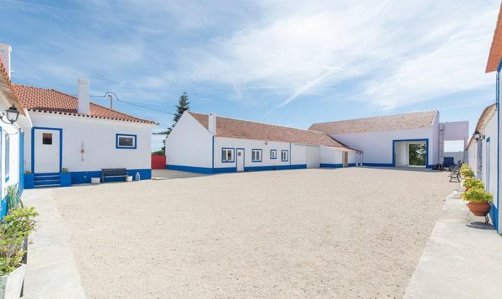 Humus Farm - S. José House