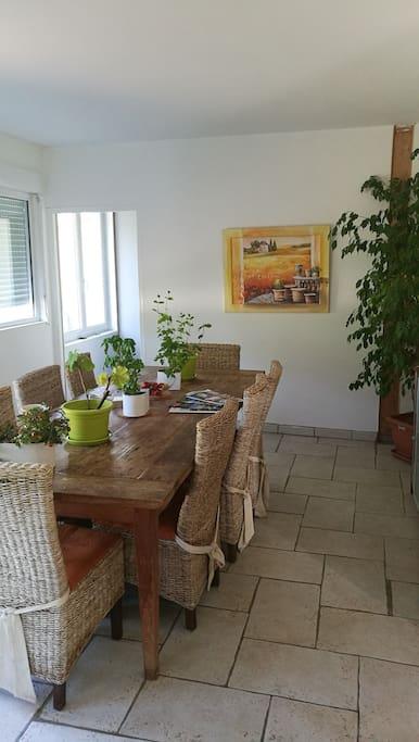Salon/Winter garden