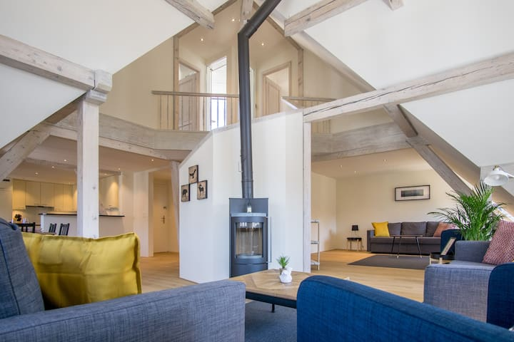 Matterhorn Deluxe - Big Maisonnette Apartment