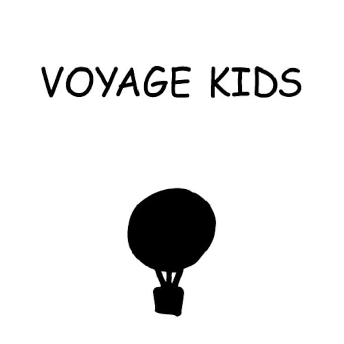 "Welcome to ""VOYAGE KIDS"""