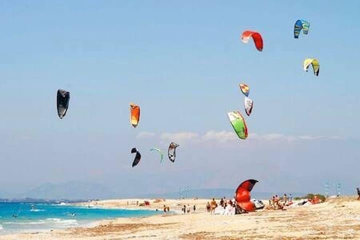Agios Ioannis beachfront studio