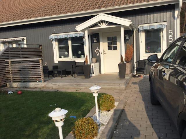 Härligt parhus för hela familjen - Kungsbacka - House