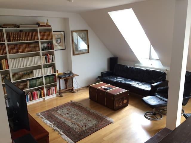 Beautiful & Private Room in Munich's City Center