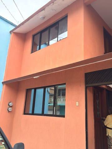 Departamento zona céntrica - Heroica Veracruz - Apartament
