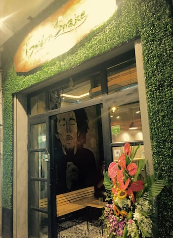 ||420|| - GOLDEN SNAKE HOSTEL  - Hanoi (Ha Noi) - Guesthouse