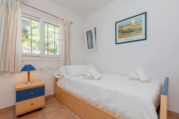 Upstairs bedroom number 3.