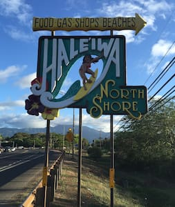 Sunset Beach Cottages: Perfect retreat for Surfers - Haleiwa - Guesthouse