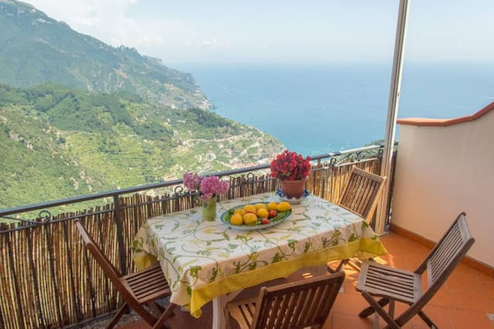 CONCETTA'S SEA VIEW HOUSE - Ravello - Apartment
