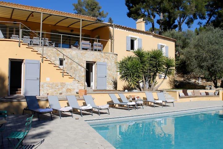 Mas La Cadière Village et Mer - La Cadière-d'Azur - Huis