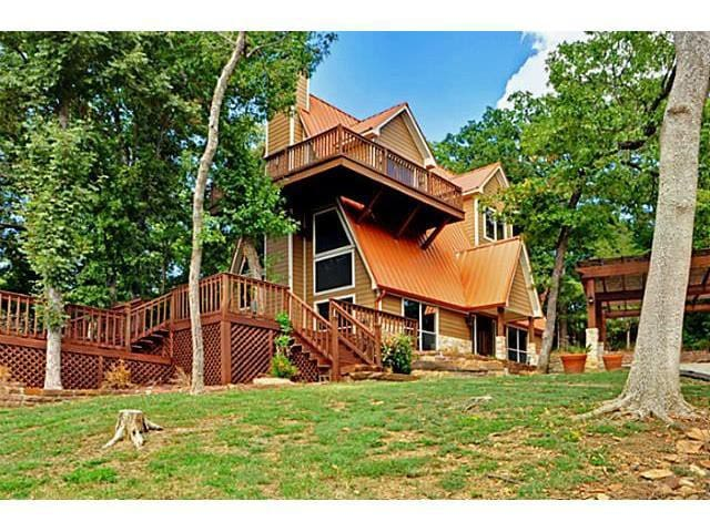 Copper Cabin at Lake Texoma - Pottsboro - Rumah