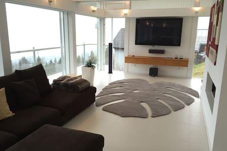 Zwei Etagen zum Entspannen - Batschuns