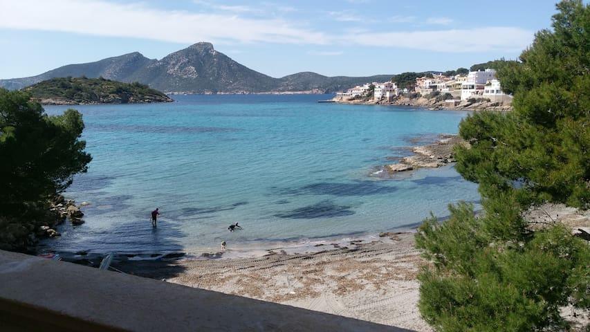Fantastic apartament ,direct access to the sea - Sant Elm - Apartment