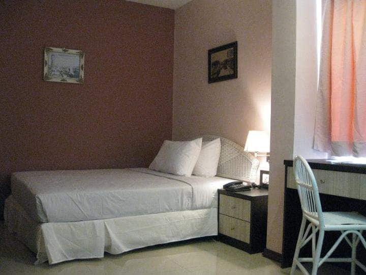 Georgetown Hotel (Super Deluxe Room/ Family Room)