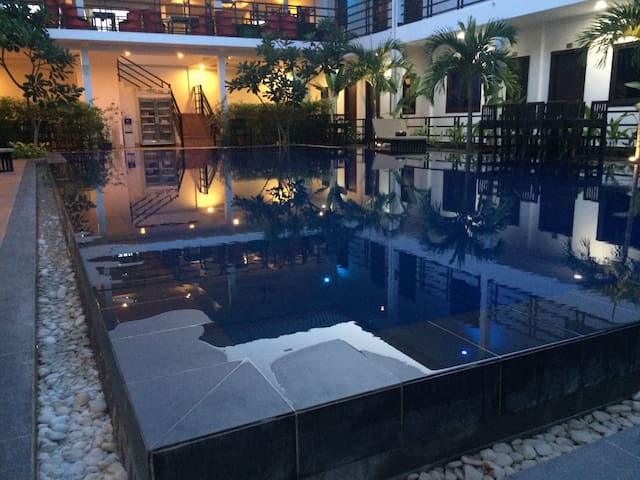 @Huylin Boutique - Free BF + Pick Up ( 7-10pax) - Krong Siem Reap - Boutique hotel