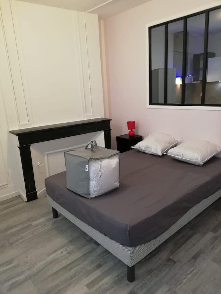 Appartement plein centre Bazas