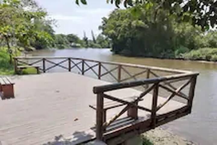 Casa n praia Caraguatatuba/Litoral Norte c/piscina