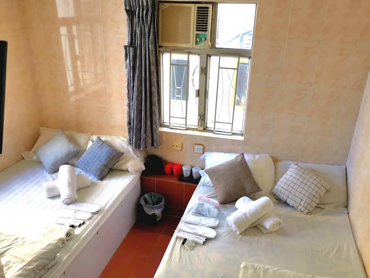 志城賓館 Chi Sing Hotel (3) - 2-4人房 2-4 person room