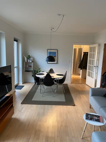 Cozy 2-room apartment in Central Odense
