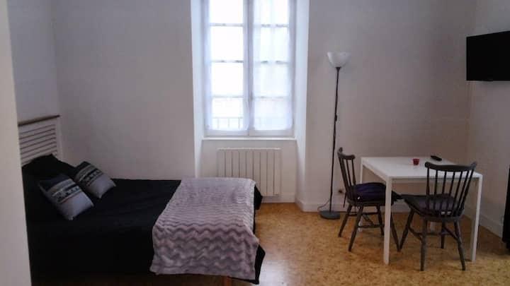 Studio lumineux - stage déplacement pro ou détente