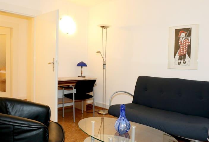 Appartementhaus Dr. Vetter, (Baden-Baden), Ferienwohnung Maisonette, 50qm, 1 Schlafzimmer, max. 3 Personen