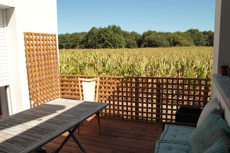 Maison 150m² Sud des Landes proche des plages - Bénesse-Maremne
