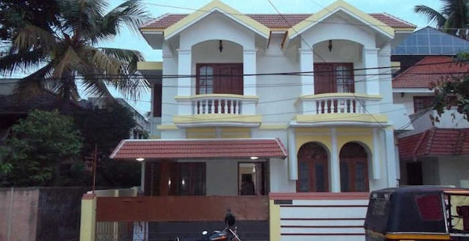 Family Homestay in the heart of Fort Cochin