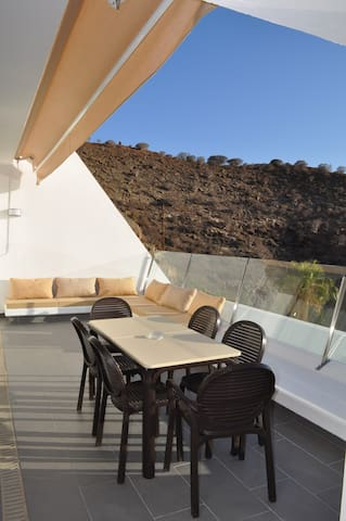 Luxury Two Bedroom Apartment at Holiday Club Puerto Calma