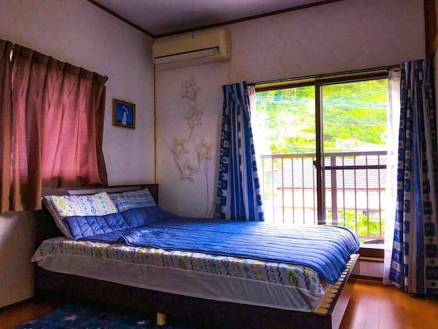 Shima Hama Home. Fashionable panoramic 3room house
