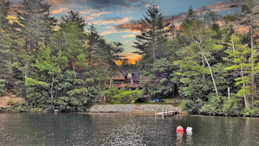 The Beach Retreat on Worthley Pond