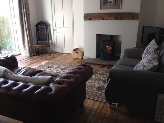 Gorgeous Lake District cottage with lovely garden - Kendal - Dům